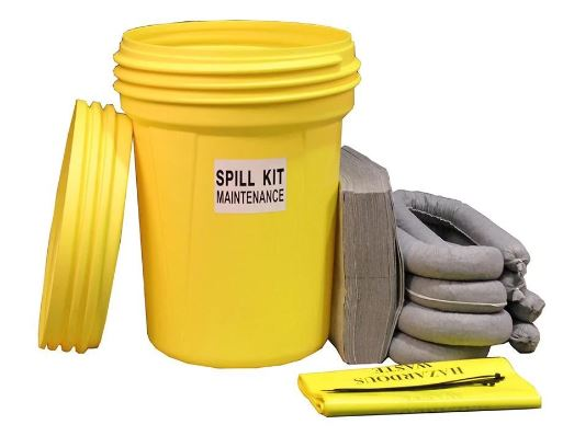 Spill kit 90L  Universeel - Overpack