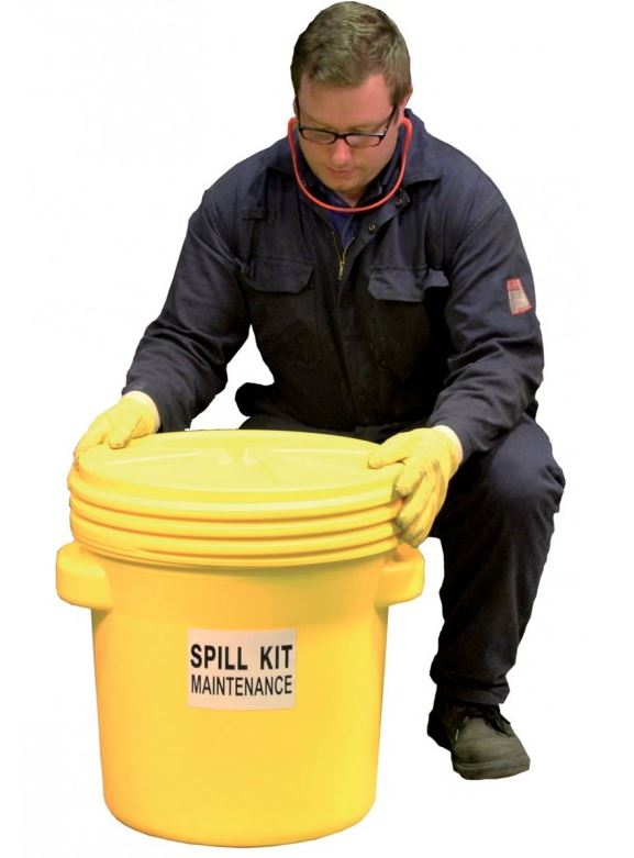 Spill kit 60L Chemicaliën