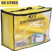 Spill kit 50L  Chemicaliën